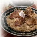 Choucroute garnie aux manchons de canard