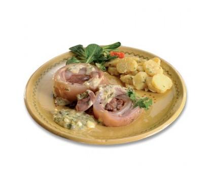 Tête de veau sauce gribiche, plats cuisinés alsaciens - vente en ligne de spécialités alsaciennes
